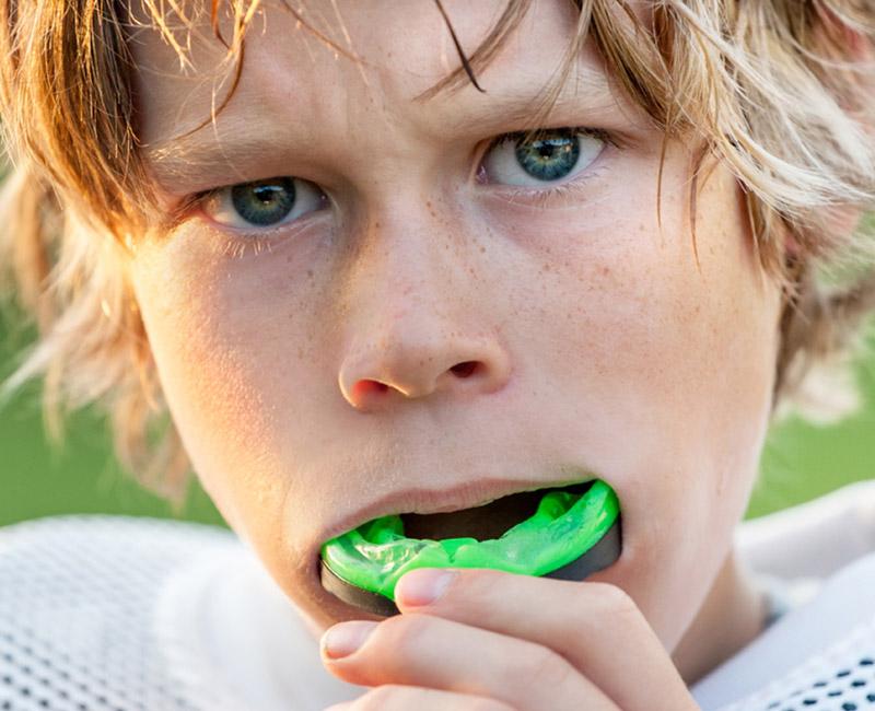 mouth guard in saskatoon